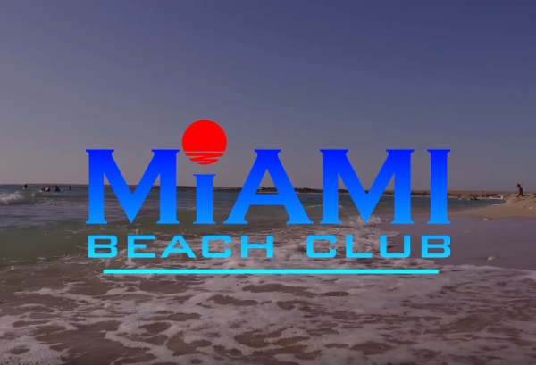 Miami Beach Club. Оленевка. Пляж.